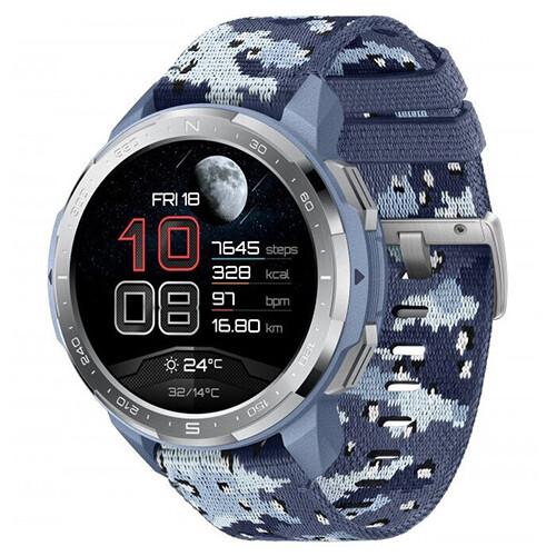 Умные часы Honor Watch GS Pro RUS (серый камуфляж)