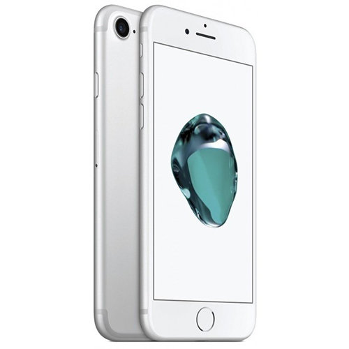 Смартфон Apple iPhone 7 32Gb RUS (серебристый)