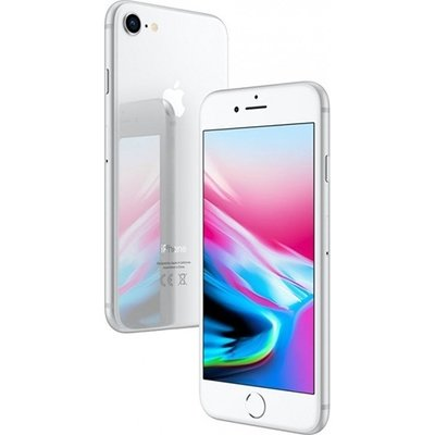Смартфон Apple iPhone 8 64Gb (серебристый)