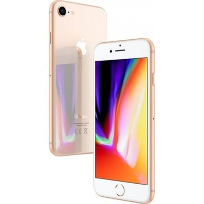 Смартфон Apple iPhone 8 256Gb (золотой)