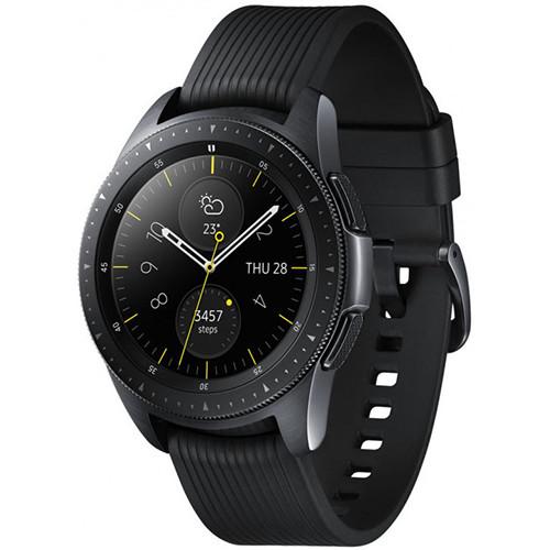 Умные часы Samsung Galaxy Watch 42 mm (midnight black/onyx black)