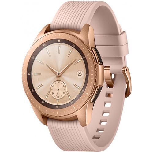 Умные часы Samsung Galaxy Watch 42 mm RUS (rose gold/pink beige)