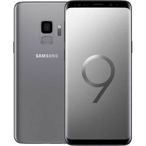 Смартфон Samsung G960 Galaxy S9 256Gb EU (титан)