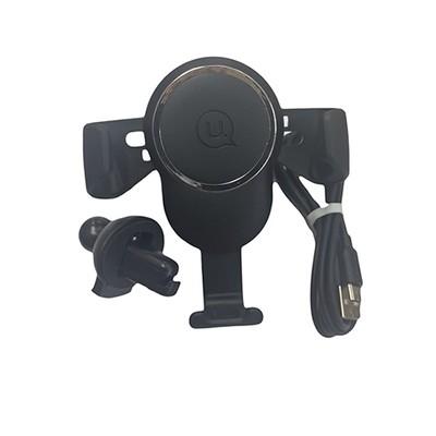 Автомобильный держатель с беспроводной зарядкой USAMS Wireless Charging Mount