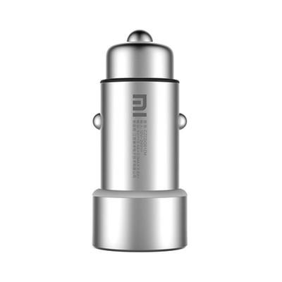 Автомобильное зарядное устройство Xiaomi Charge for Car (silver)