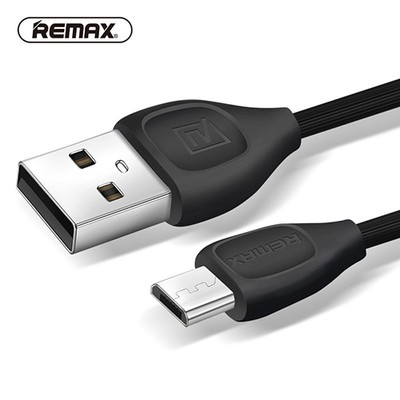Кабель USB – micro USB Remax Lesu RC-050m 1.0m круглый 2.1A (белый)