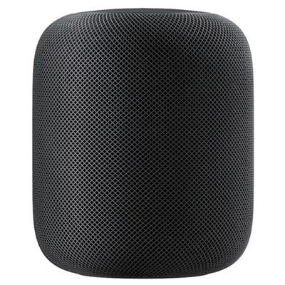 Домашний помощник Apple HomePod (черный)