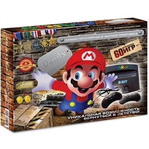 Игровая приставка Dendy Mario 60 игр