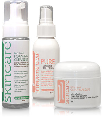 3-Step Acne Clear Solution