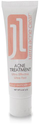 Acne Treatment, Advanced Ultra Acne Clear Fast Acting Formula