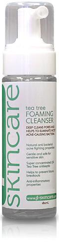 Tea Tree Foaming Cleanser
