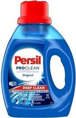 $2.00/1 Persil Pro Laundry Detergent Expires 6-20-2021