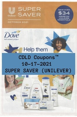 10-17-2021 SUPER SAVER (UNILEVER)