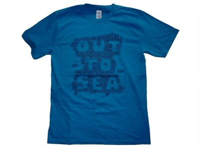 Out To Sea Tee
