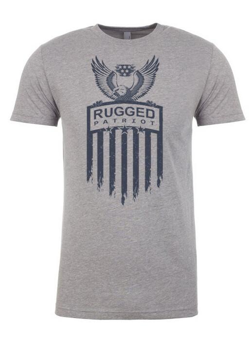 Rugged Patriot Screamin' Eagle Shirt