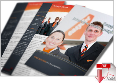 EasyJet Cabin Crew Interview Cheat PDF Guide