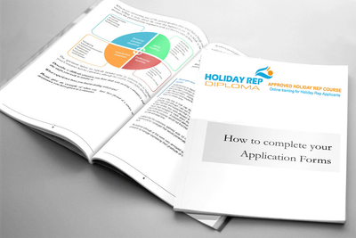 Holiday Rep Application Form Cheat Guide