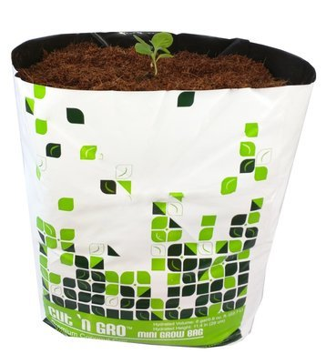 Cut 'n Gro - mini grow bag (6 gallon)