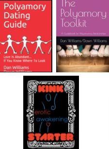Polyamory Dating Guide + The Polyamory Toolkit + Kinkstarter Cards