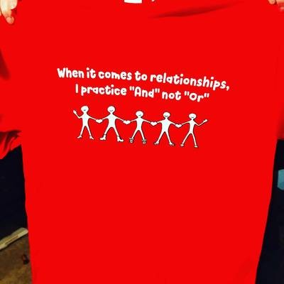 And Not Or T-shirt