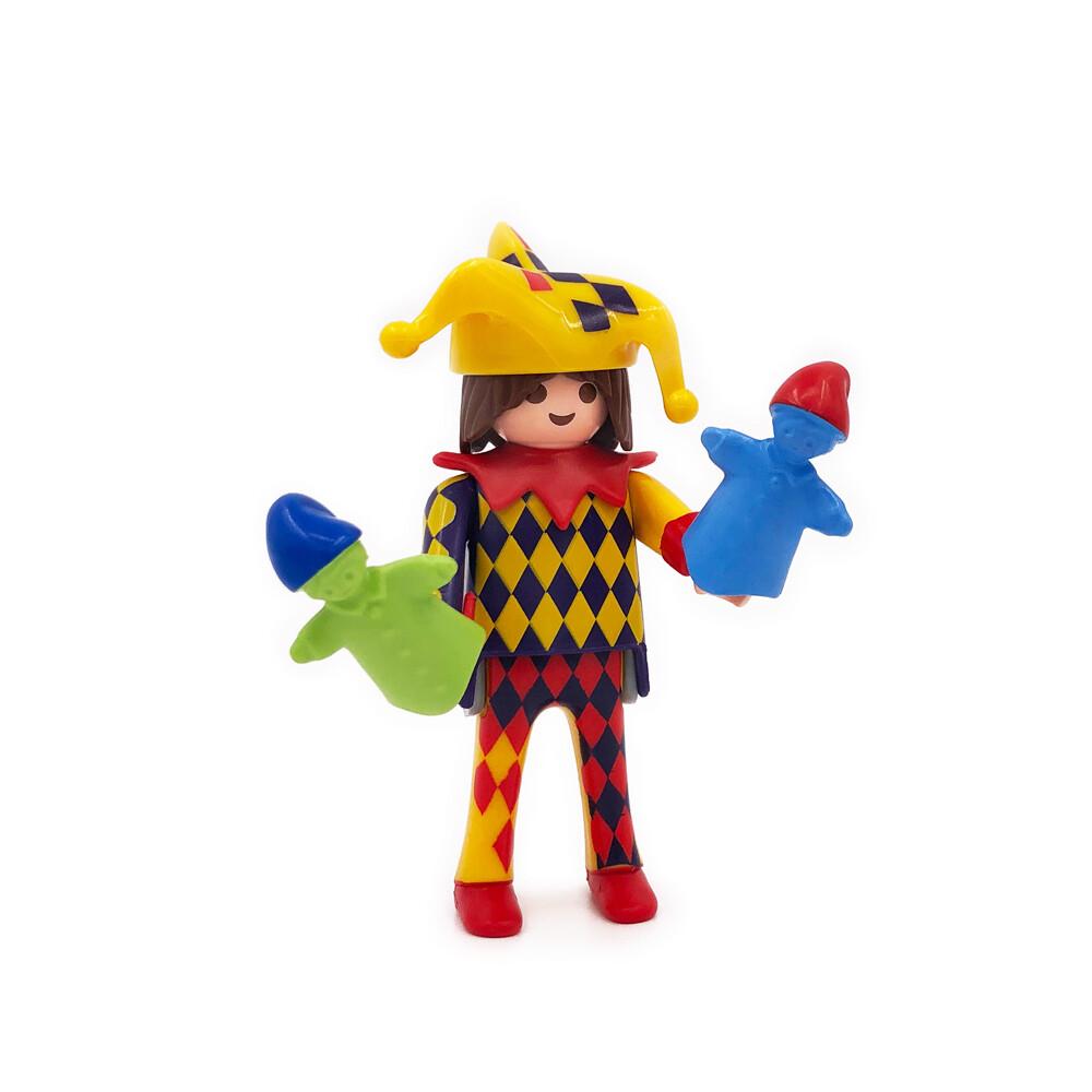 70242 Harlequin Puppeteer