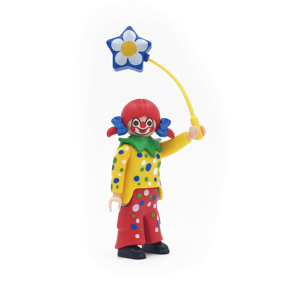 5597 Clown Woman