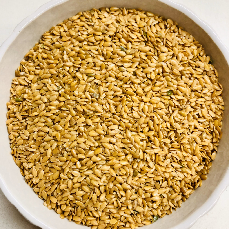 Lin doré bio en 250 g (graines)