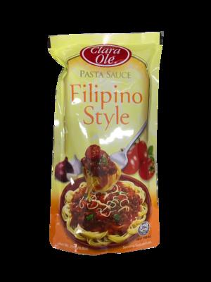 Clara Ole pasta Sauce Filipino Style 250g