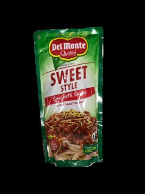 Del Monte Sweet Style Spaghetti Sauce 250g