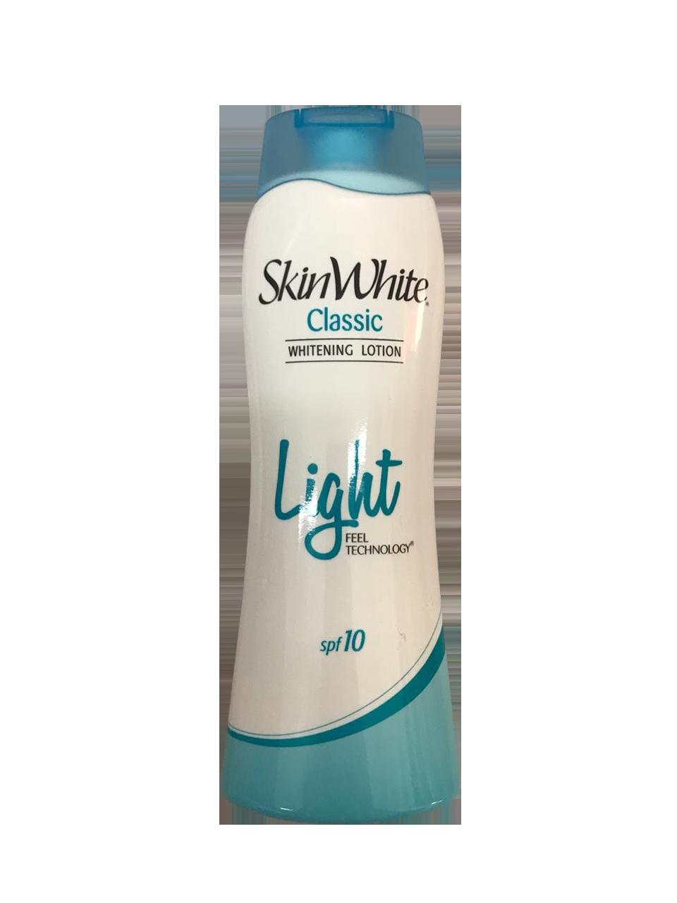 Skin White Classic Whitening Lotion Light SPF 10 200ml