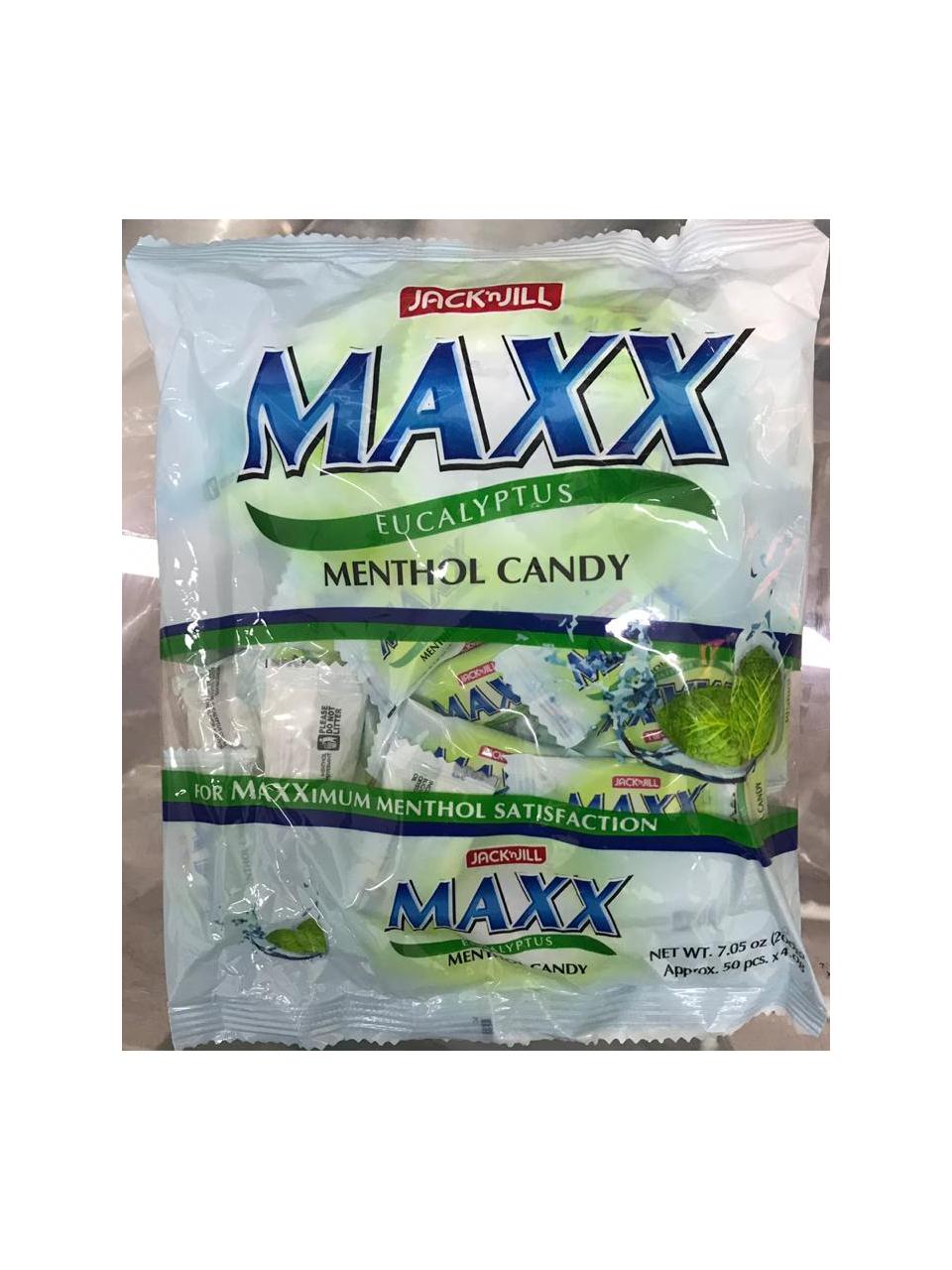 Maxx Candy Eucalyptus 50x200g