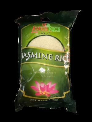 Lotus Rice Jasmine 5kg