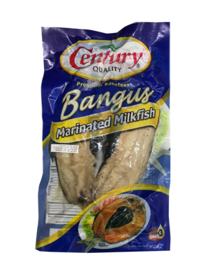 Century Premium Boneless Bangus (Marinated Milk Fish) 450g