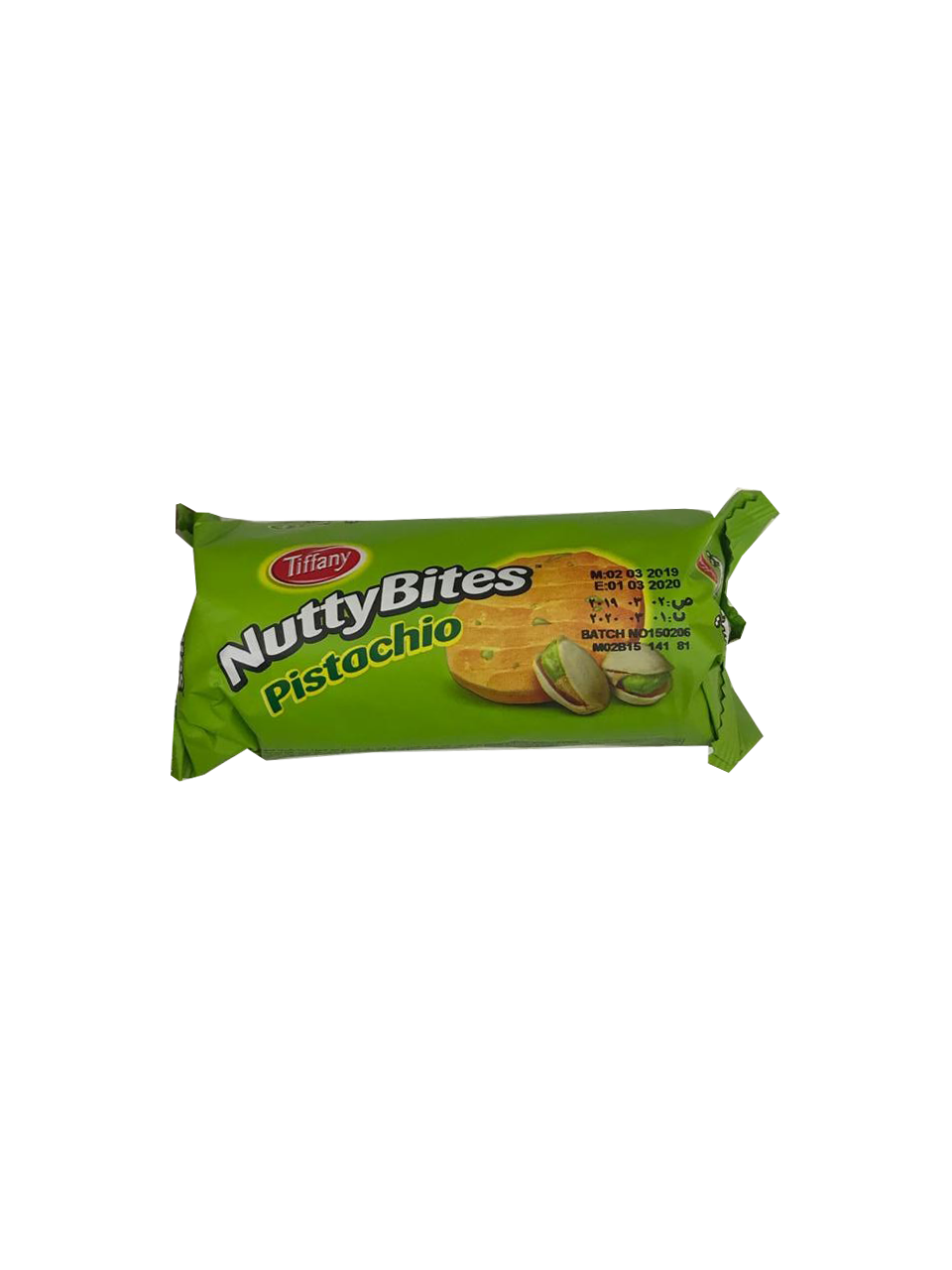 Tiffany Nutty Bites Pistachio 90g