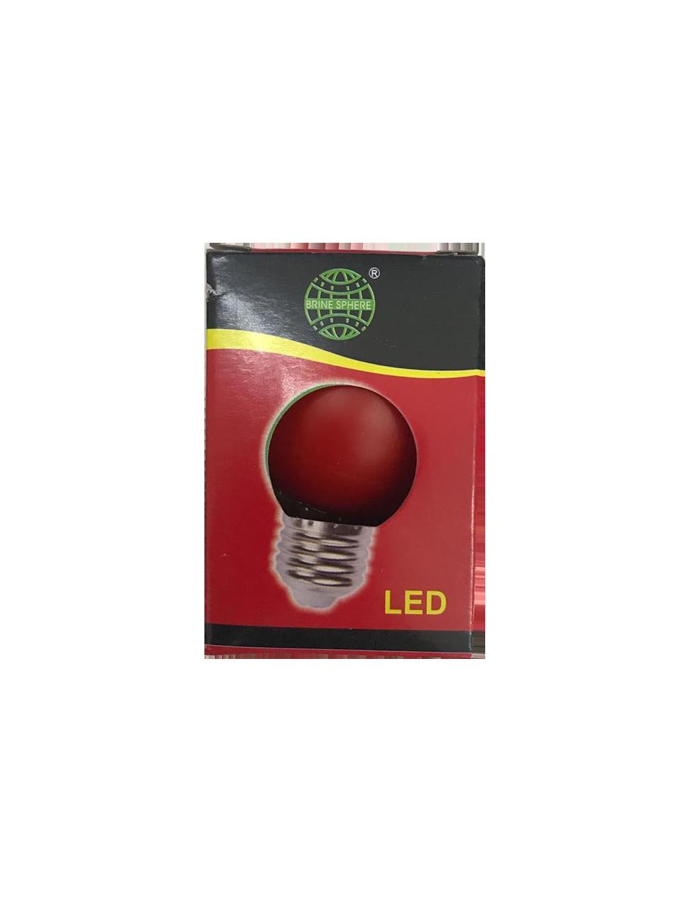 Led Bulb Red