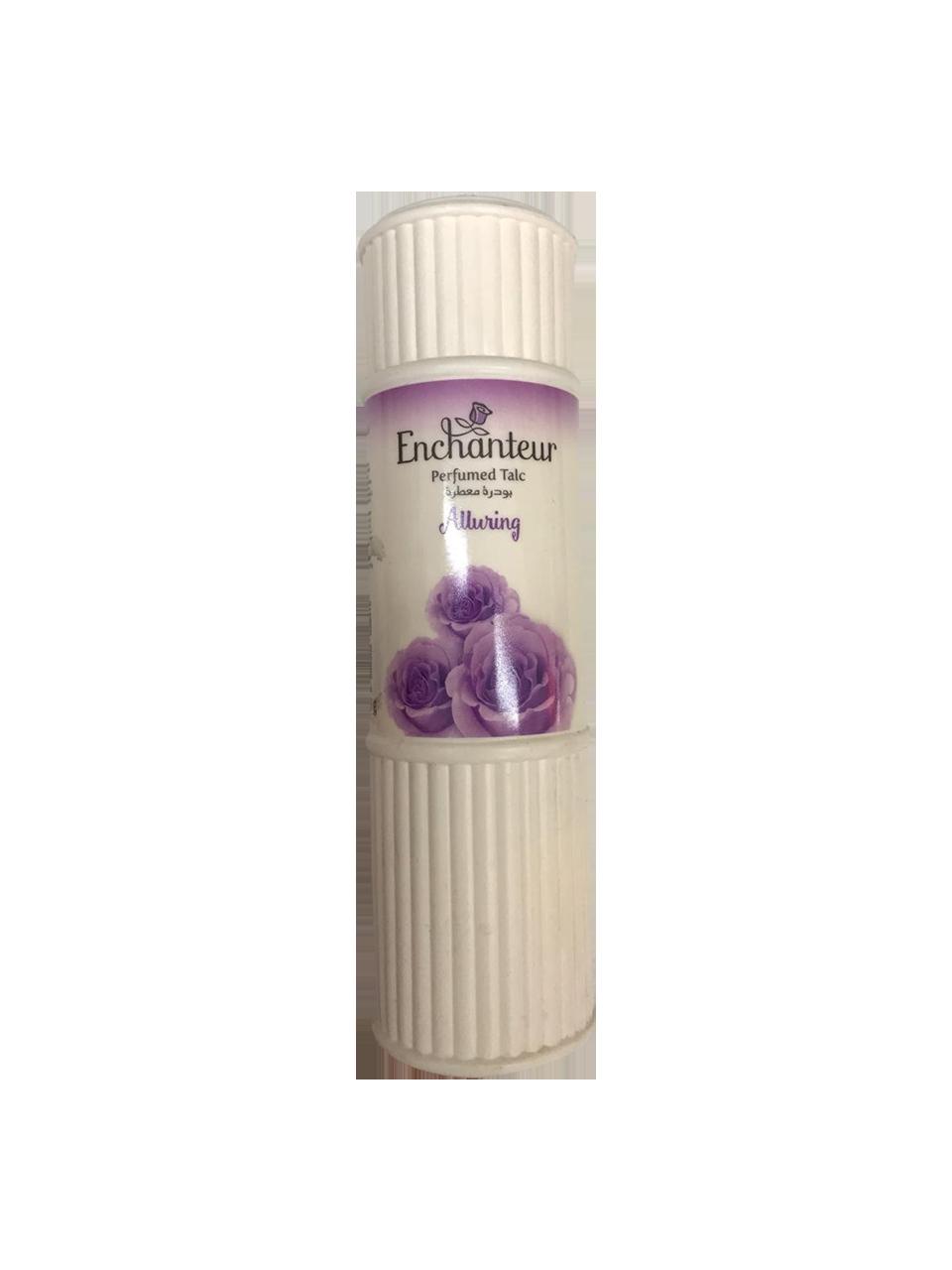 Enchanteur Perfumed Talc Alluring 125g