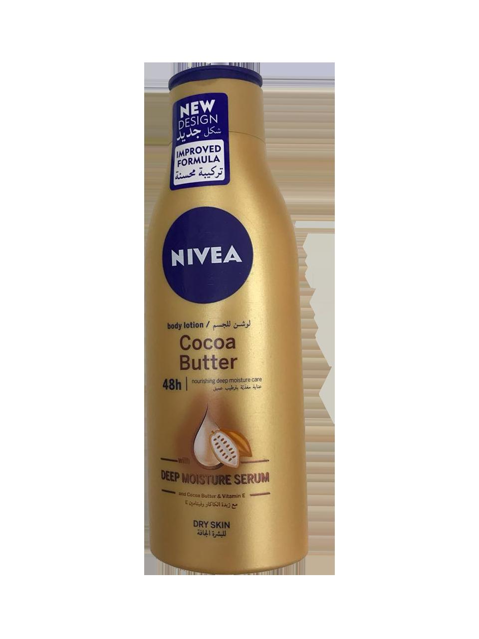 Nivea Cocoa Butter Deep Moisture 48H 250ml