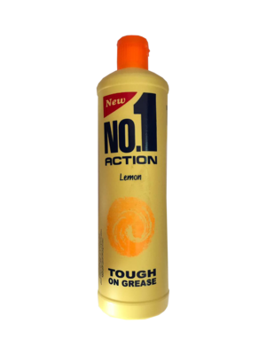 No. 1 Action Yellow Tough on Grease 400L