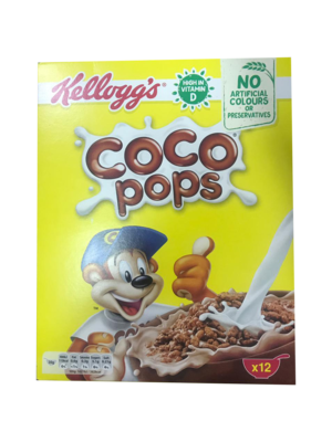 Kelloggs Cocopops 375g