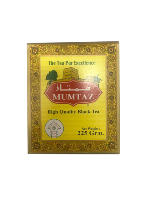 Mumtaz Black Tea 225g