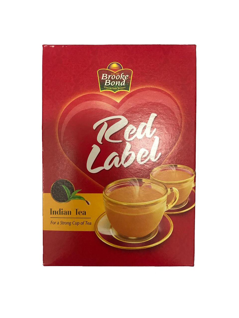 Red Label Indian Tea 200g