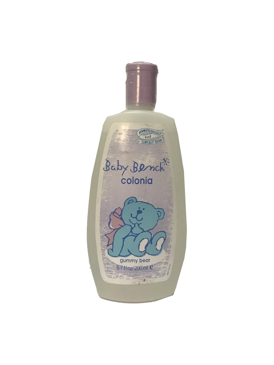 Bench Baby Colonia Gummy Bear 200ml