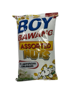 Boy Bawang Assorted Nuts 85g