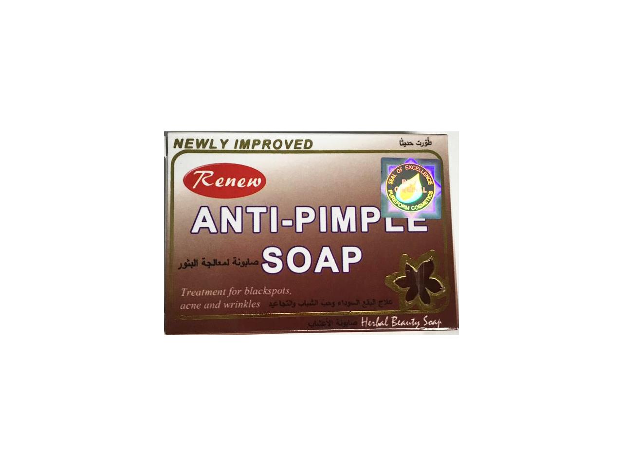 Renew Anti Pimple Soap 135g