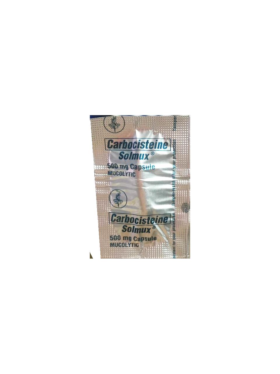 Solmux Capsule (selling per capsule)