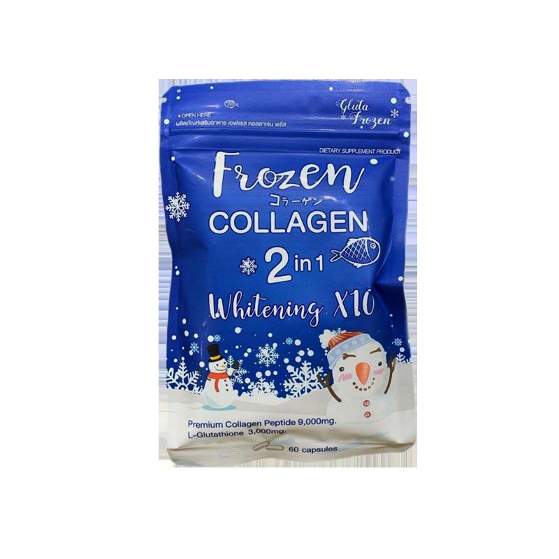 Frozen Collagen Whitening x10 60capsules