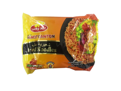 Lucky Me Instant Pancit Canton Sweet & Spicy 60g
