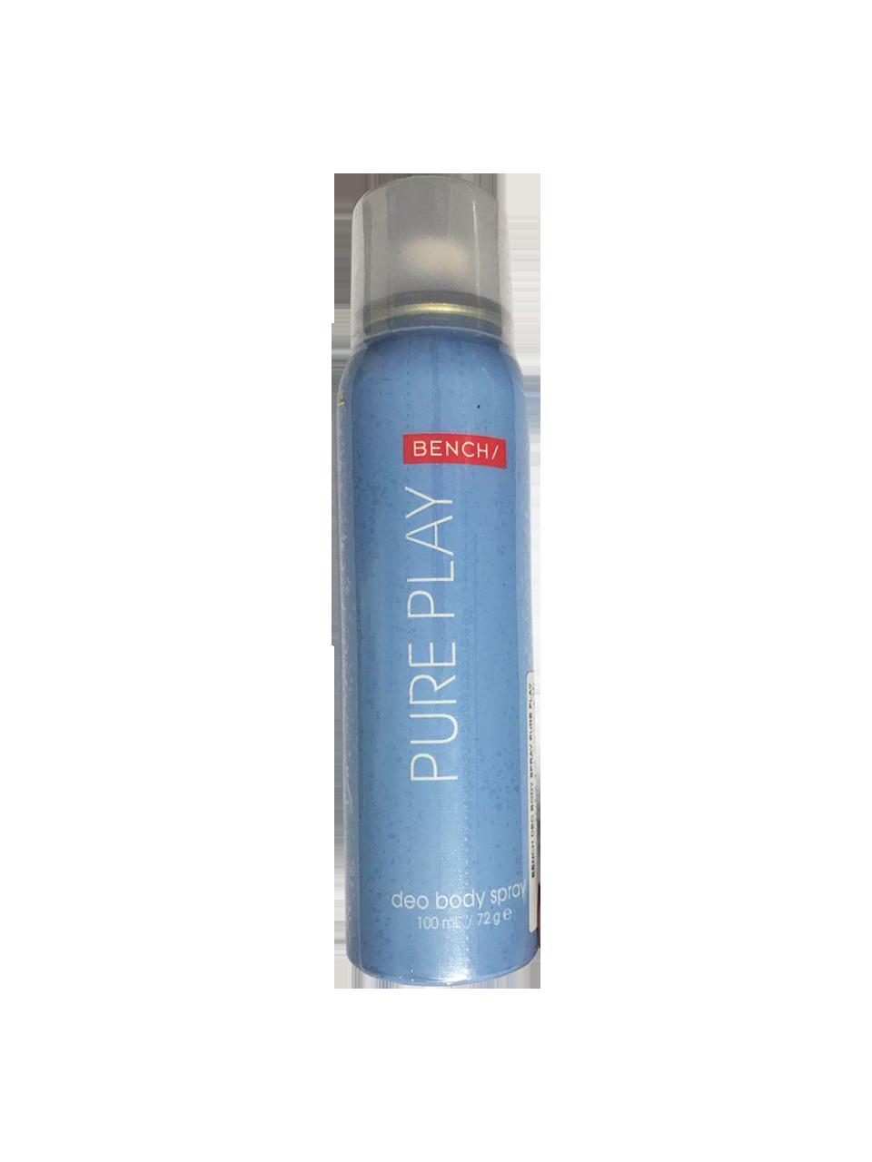 Bench Pure Play Deo Body Spray 100ml