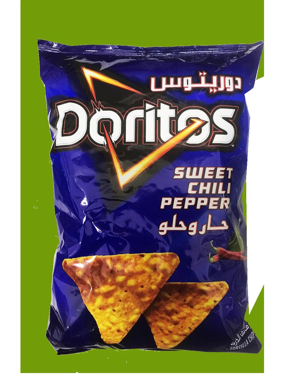 Doritos Sweet Chili Pepper 185g