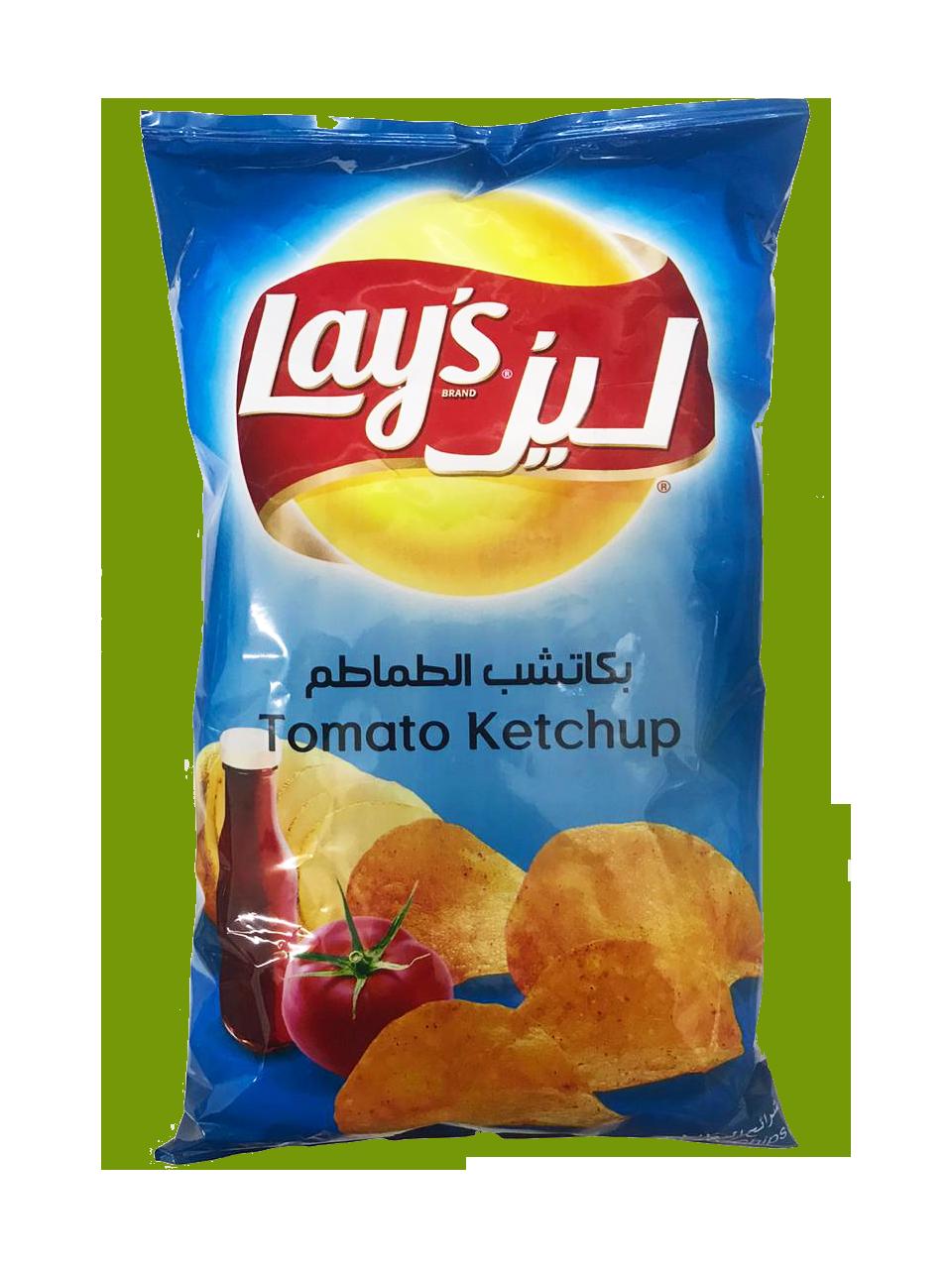 Lays Tomato Ketchup 185g (Big)